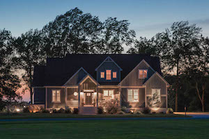 Get inspired by the homes built at Arlington Place.