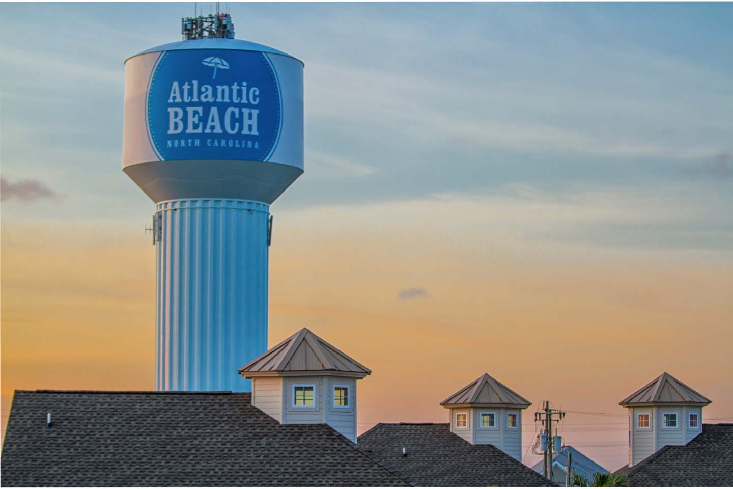 Arlington Place is a private waterfront neighborhood located in Minnesott Beach, NC