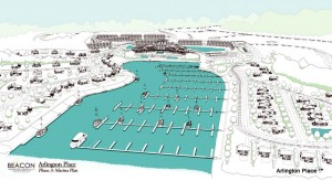 Future Arlington Harbor