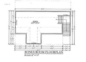 Carolina - bonus room