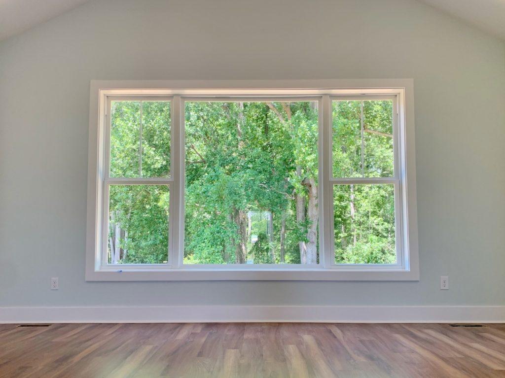 Harley Lane, great room windows