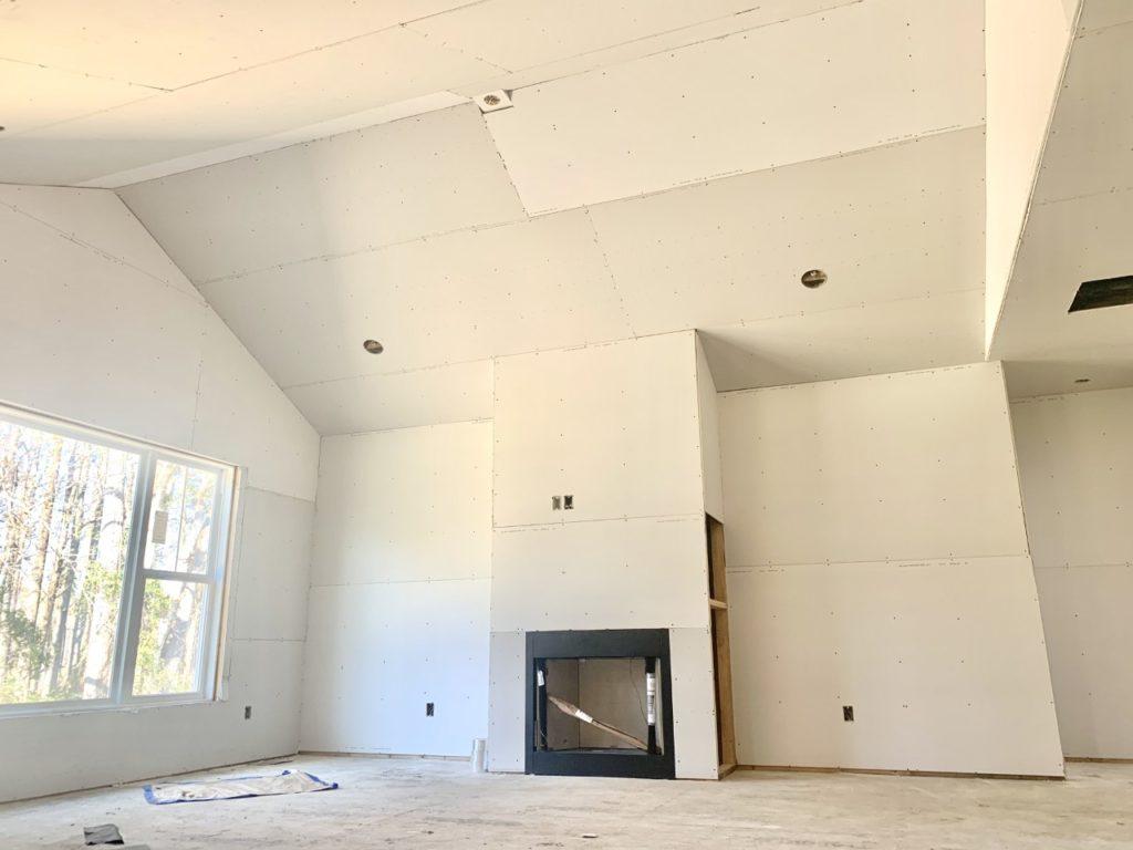 Harley Lane vaulted ceilings
