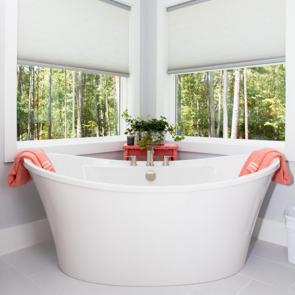Spinnaker cottage master bathroom.