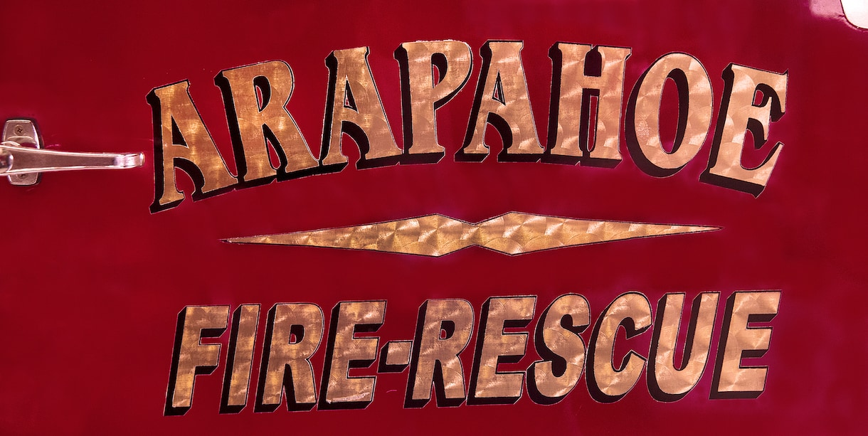 The Arapahoe Fire-Rescue was founded in 1963.