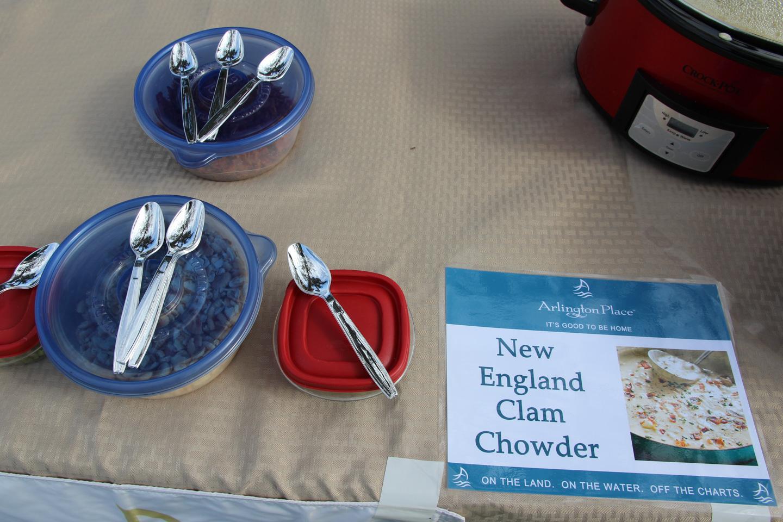 Oriental Chowder Cookoff