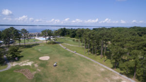 Croaker Festival golf tournament at Minnesott Beach Golf and Country Club.