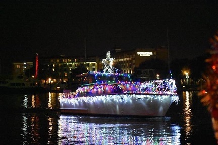 christmas flotilla