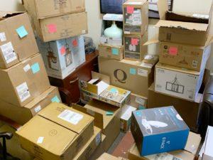 fixture boxes