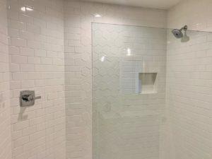 shower controls split