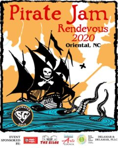 Pirate Jam poster