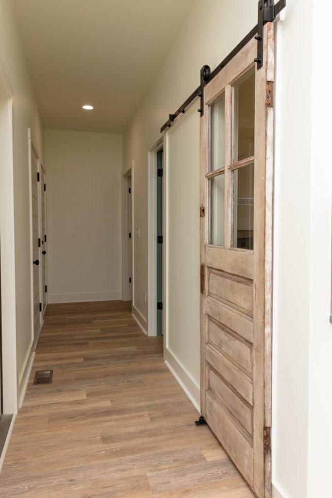 reclaimed pantry door Southern Comfort