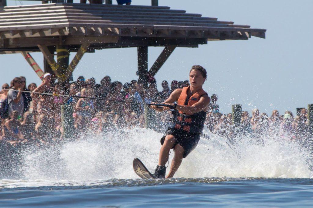 camp waterski