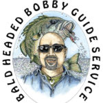 Pamlico County fishing guide Captain Bobby Brewer.